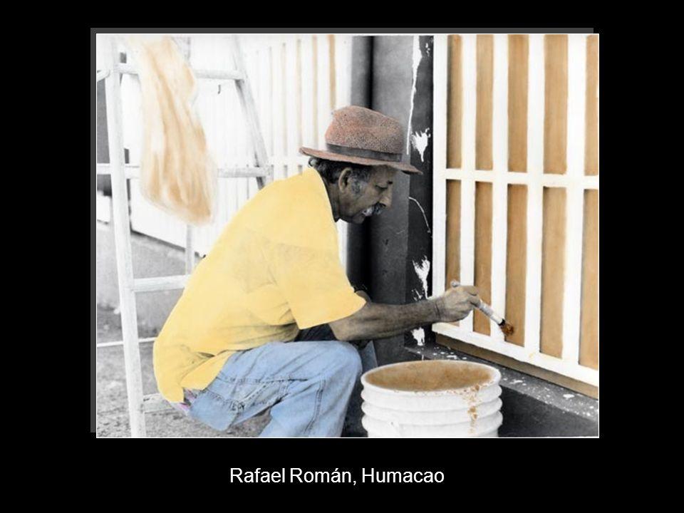 Rafael Román, Humacao