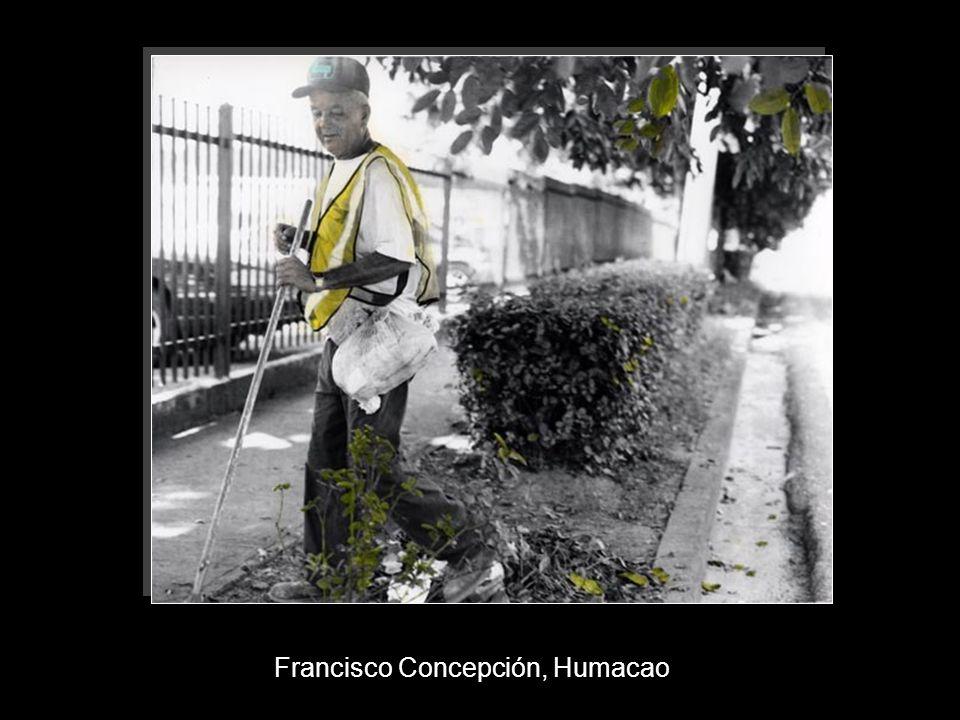 Francisco Concepción, Humacao