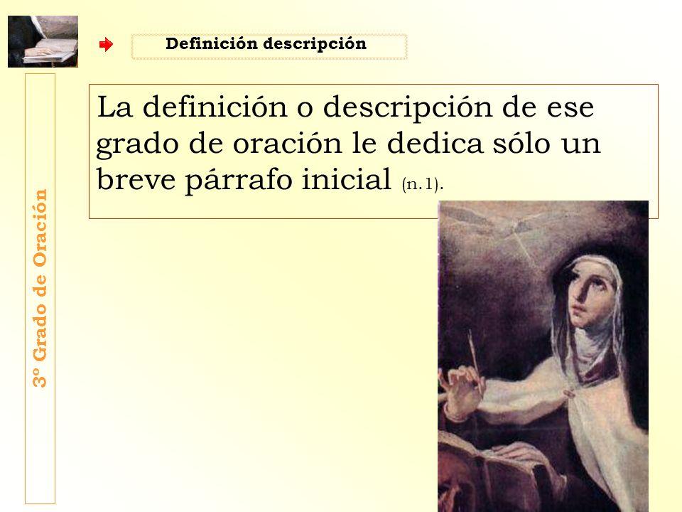 Definición descripción