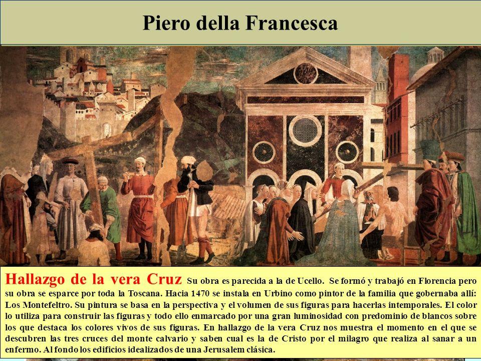 Piero della Francesca Pintura: Mantegna
