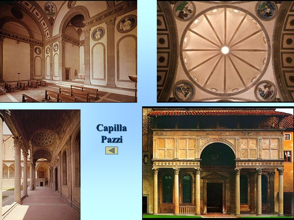 Capilla Pazzi