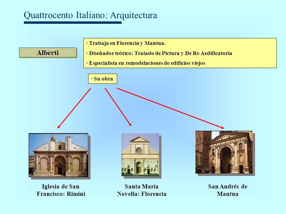 Iglesia de San Francisco: Rimini Santa María Novella: Florencia