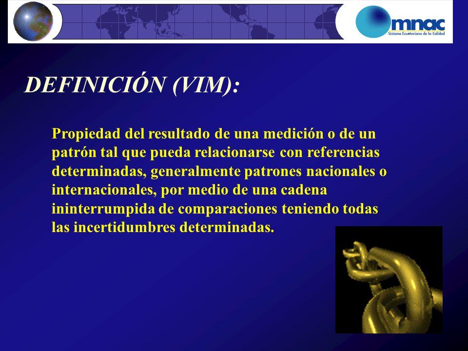 DEFINICIÓN (VIM):
