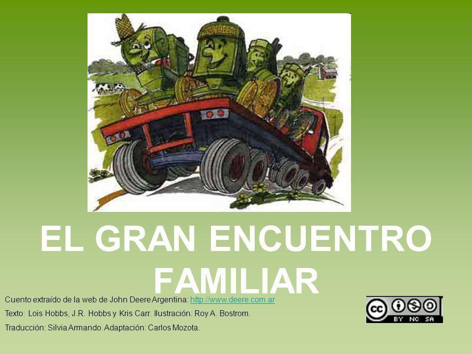 EL GRAN ENCUENTRO FAMILIAR