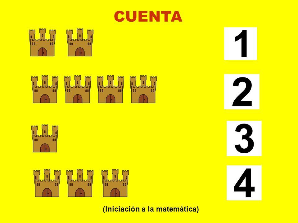 CUENTA (Iniciación a la matemática)