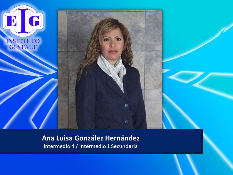 Ana Luisa González Hernández