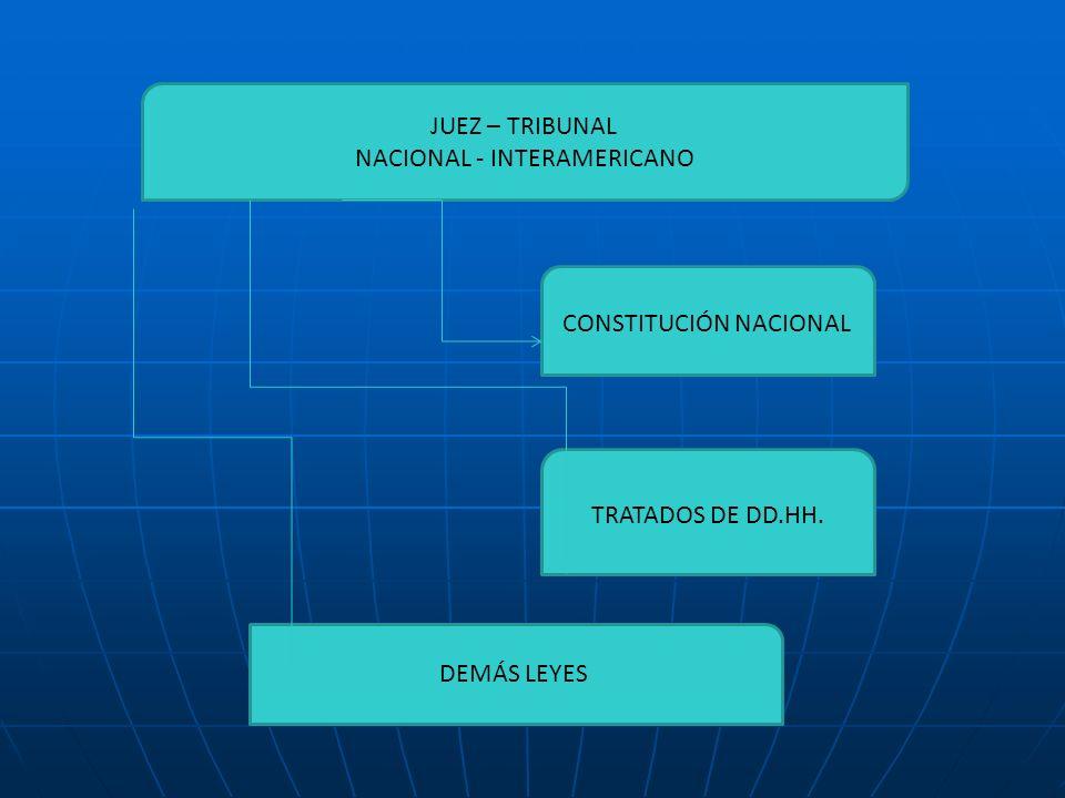 NACIONAL - INTERAMERICANO