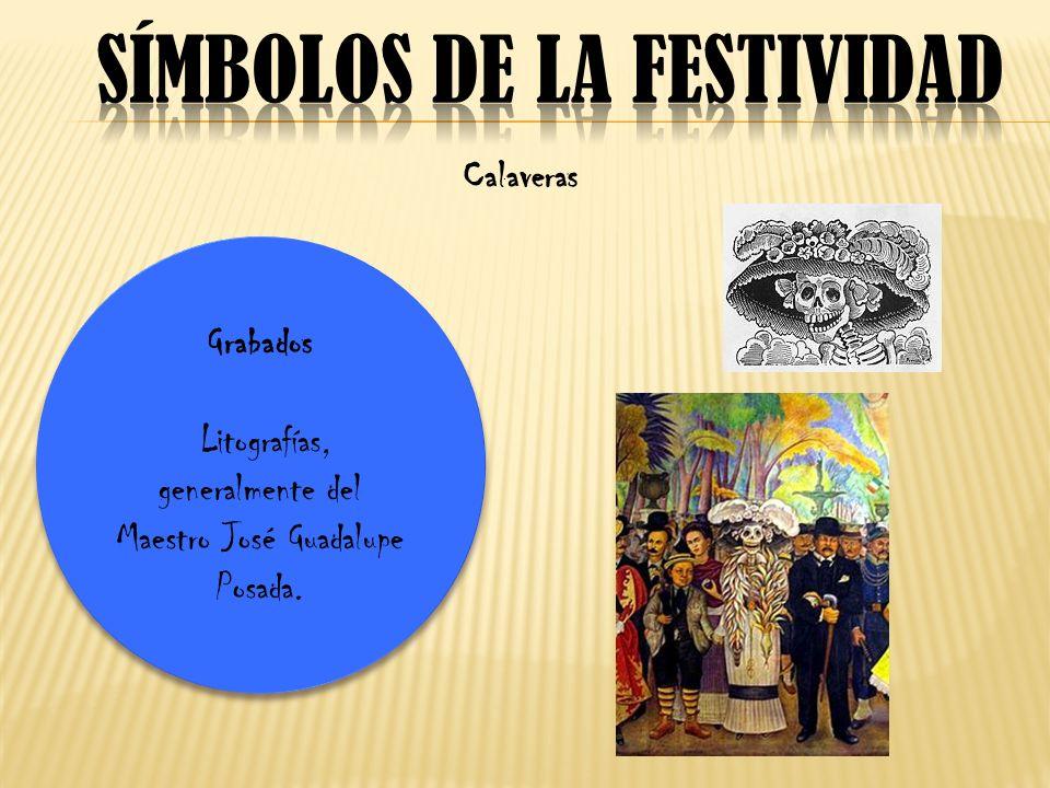 Símbolos de la festividad