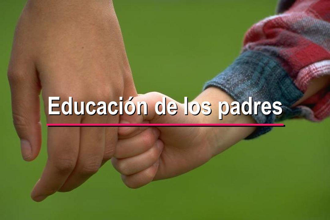 Educación de los padres