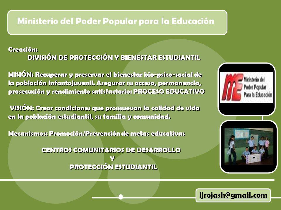 Ministerio del Poder Popular para la Educación