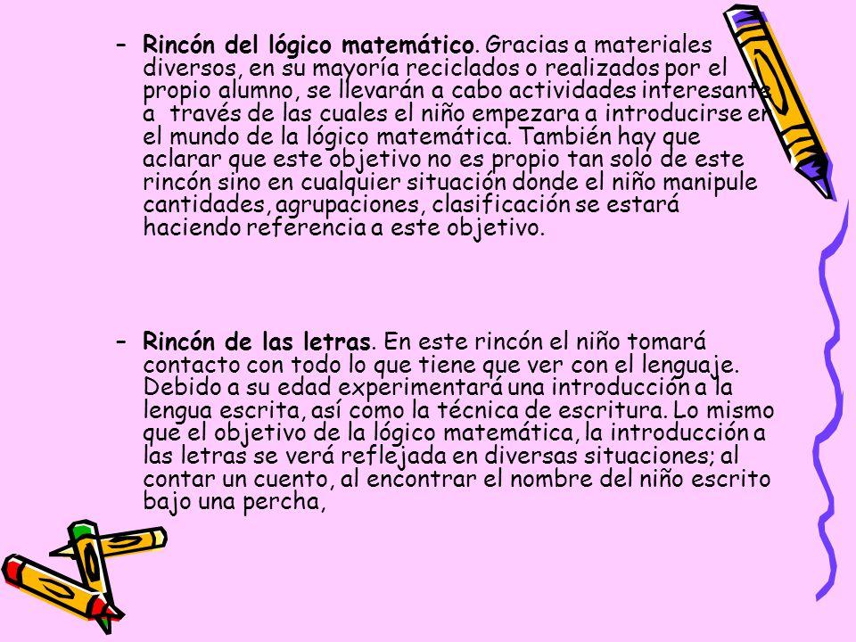 Rincón del lógico matemático