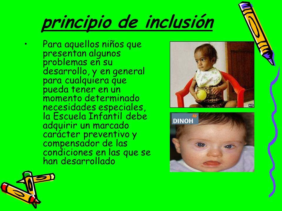 principio de inclusión