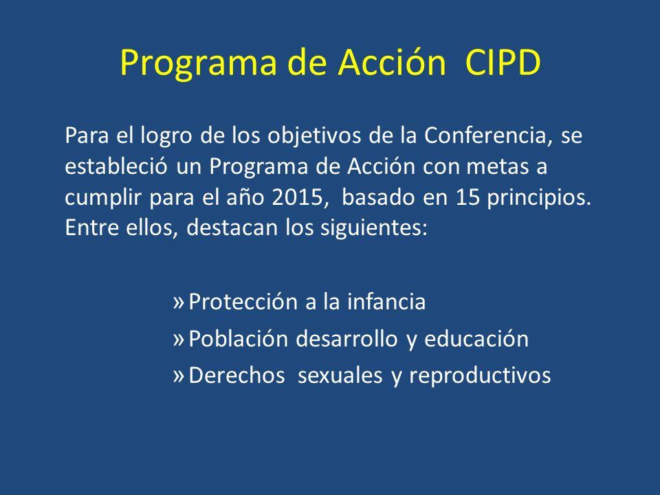 Programa de Acción CIPD