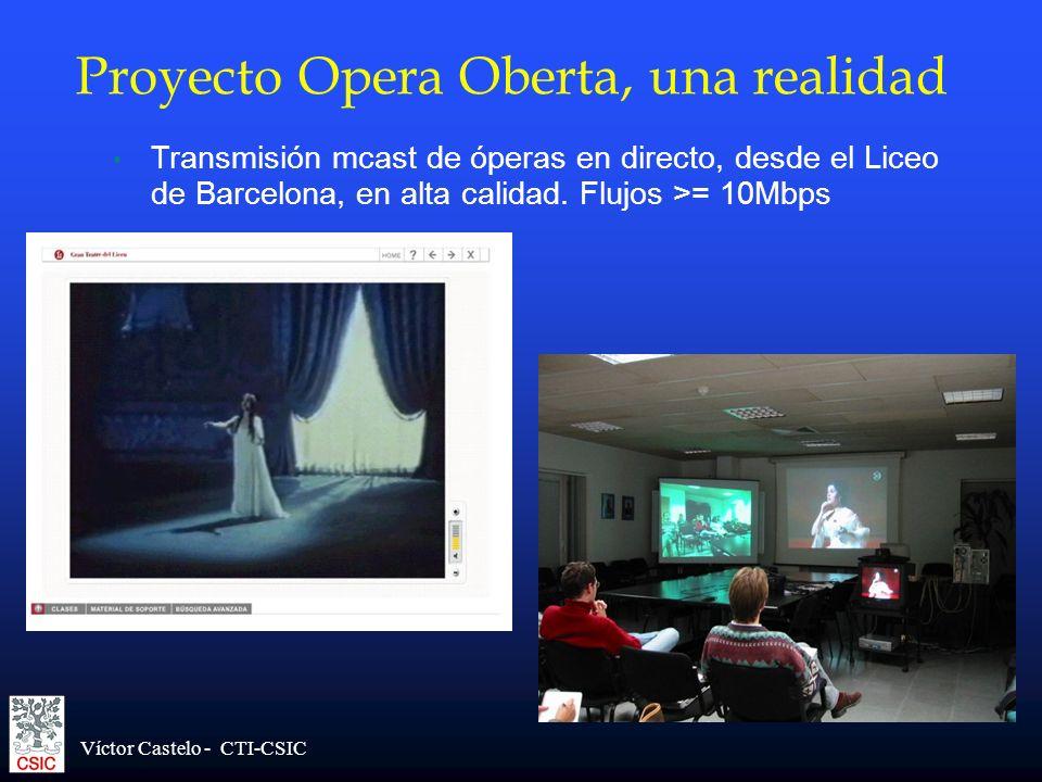 Proyecto Opera Oberta, una realidad