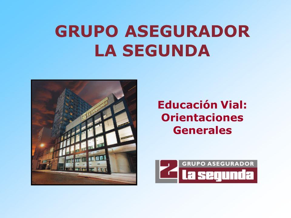 Educación Vial: Orientaciones Generales