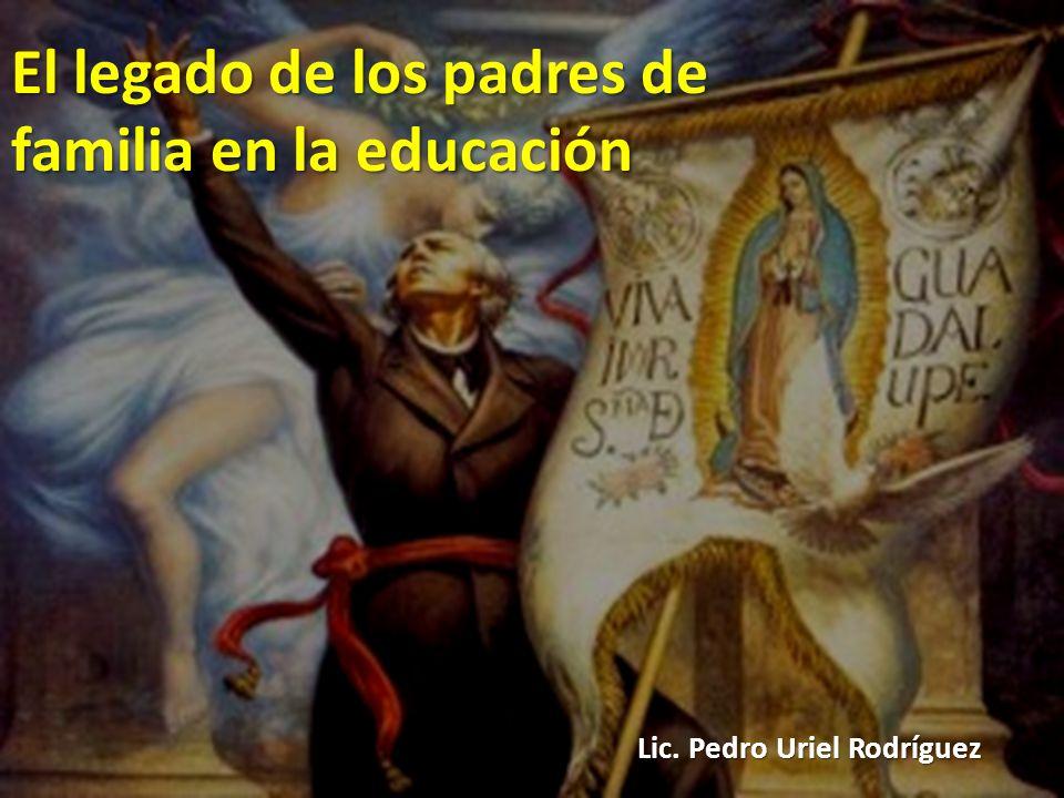 El legado de los padres de familia en la educación