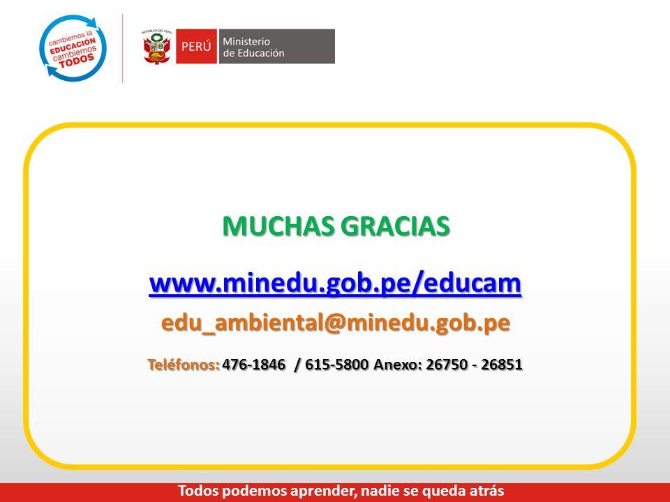 Teléfonos: 476-1846 / 615-5800 Anexo: 26750 - 26851