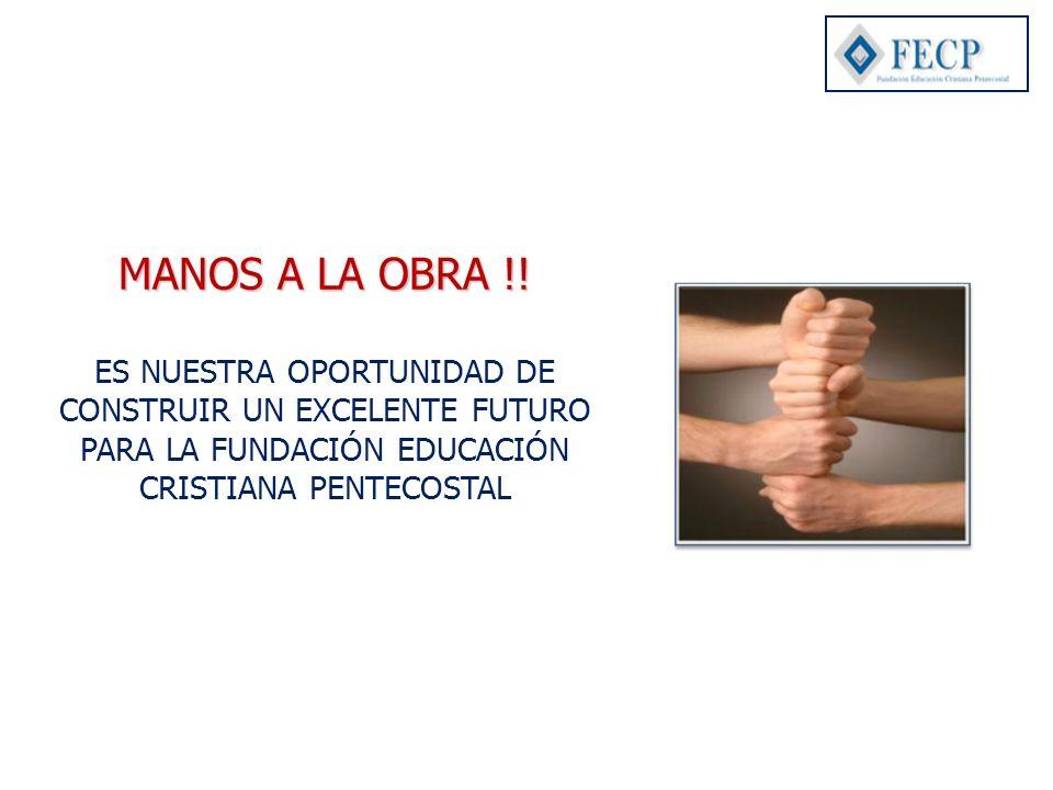 MANOS A LA OBRA !.