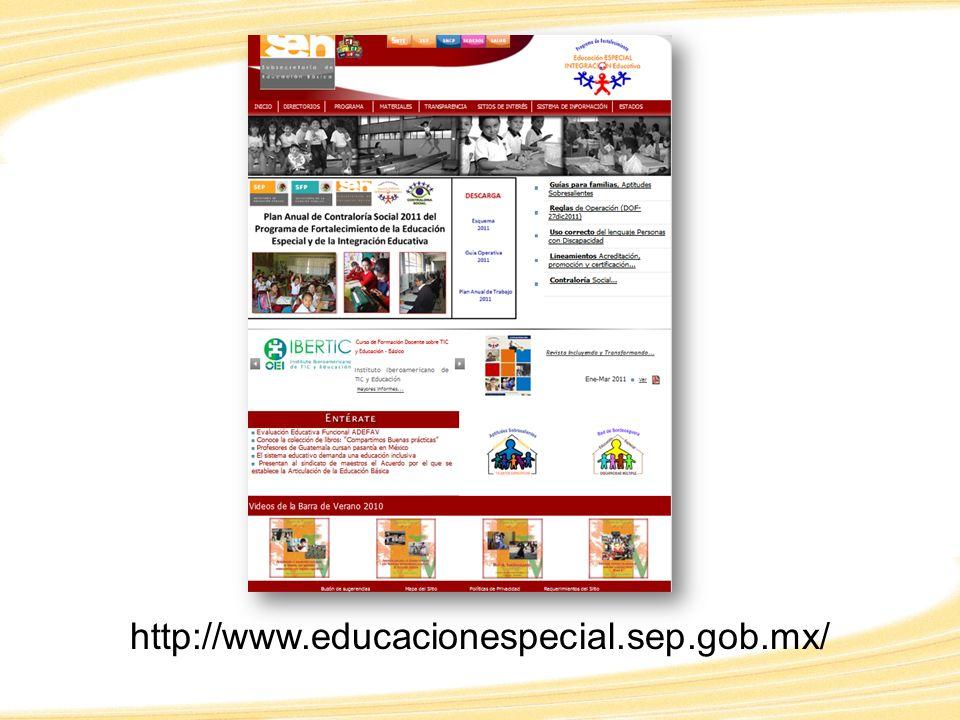 http://www.educacionespecial.sep.gob.mx/