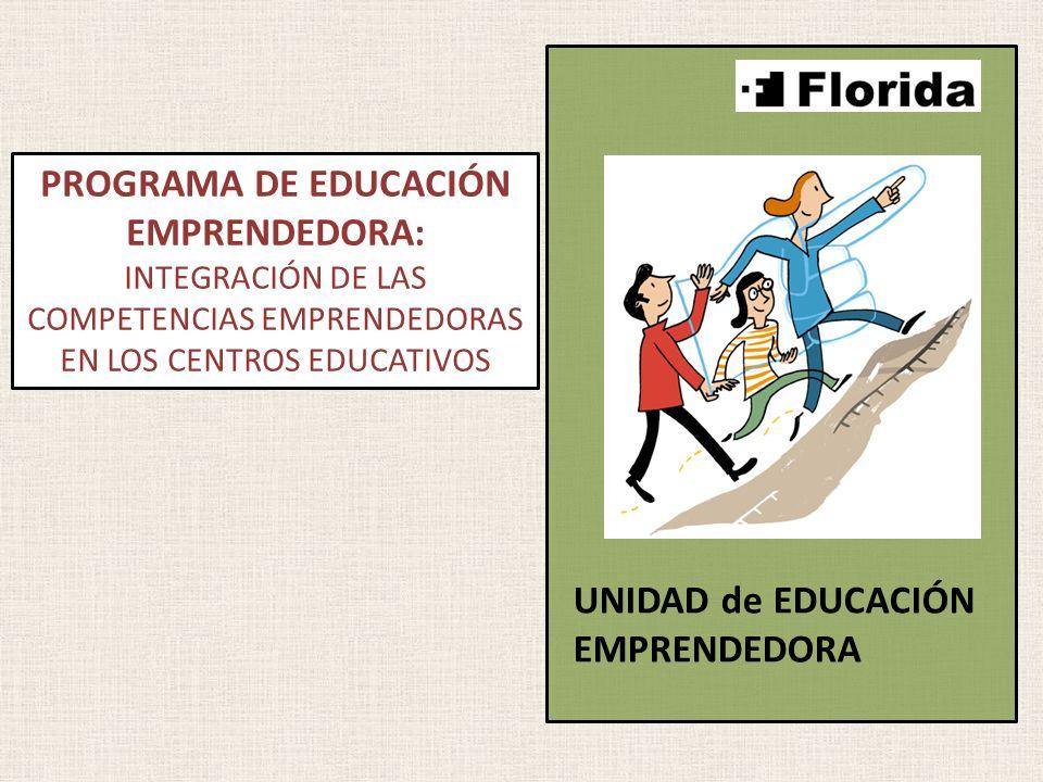 PROGRAMA DE EDUCACIÓN EMPRENDEDORA: