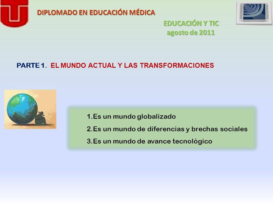 EDUCACIÓN Y TIC agosto de 2011