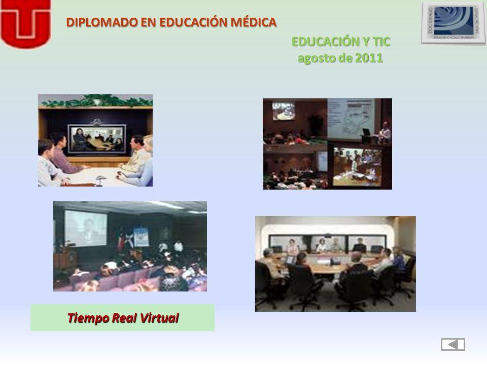 DIPLOMADO EN EDUCACIÓN MÉDICA