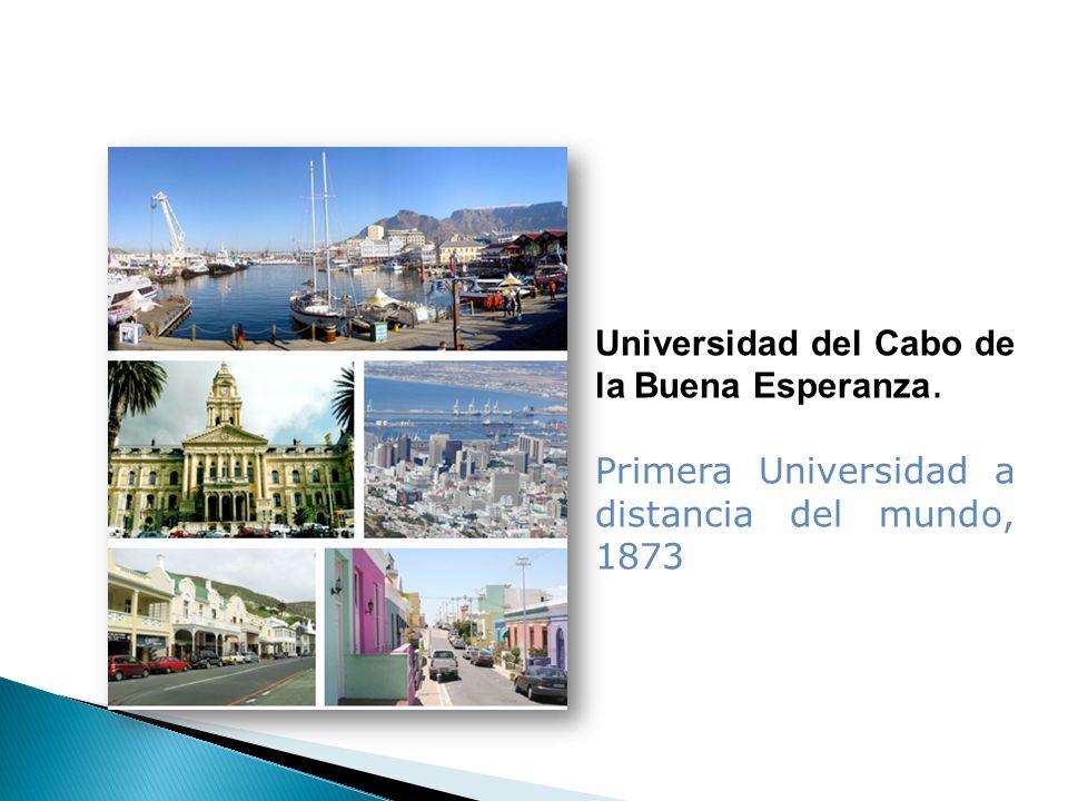 Universidad del Cabo de la Buena Esperanza.