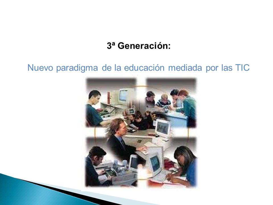 Nuevo paradigma de la educación mediada por las TIC