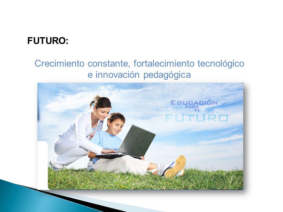 Crecimiento constante, fortalecimiento tecnológico