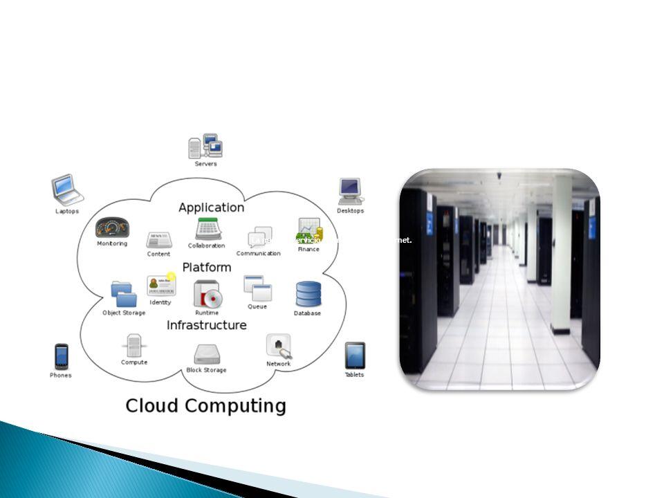 La nube, el servicio que revoluciona Internet.