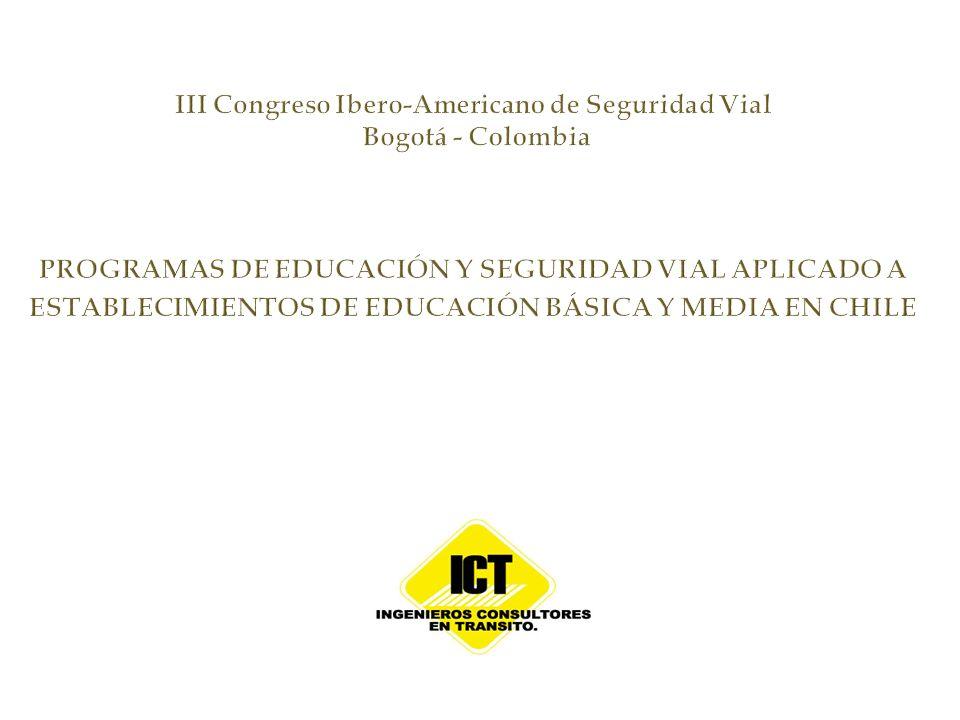 III Congreso Ibero-Americano de Seguridad Vial