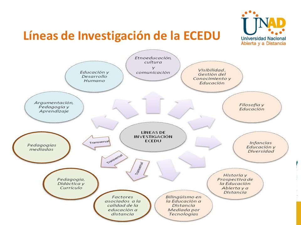 Líneas de Investigación de la ECEDU