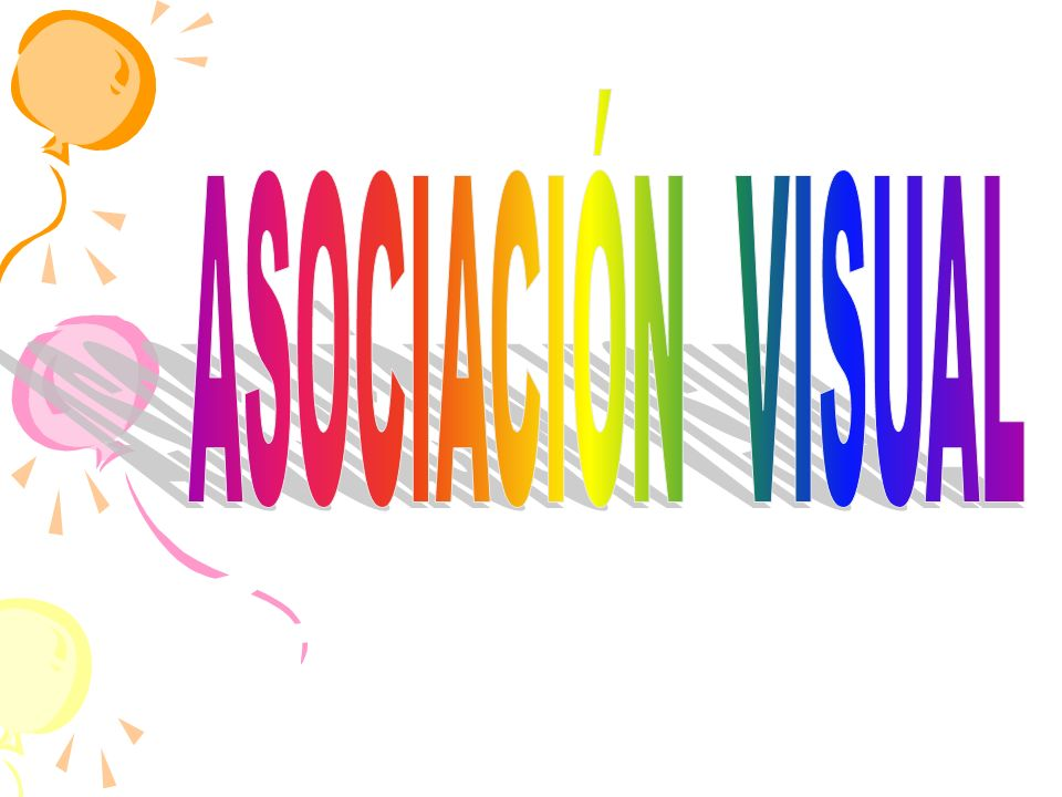 ASOCIACIÓN VISUAL