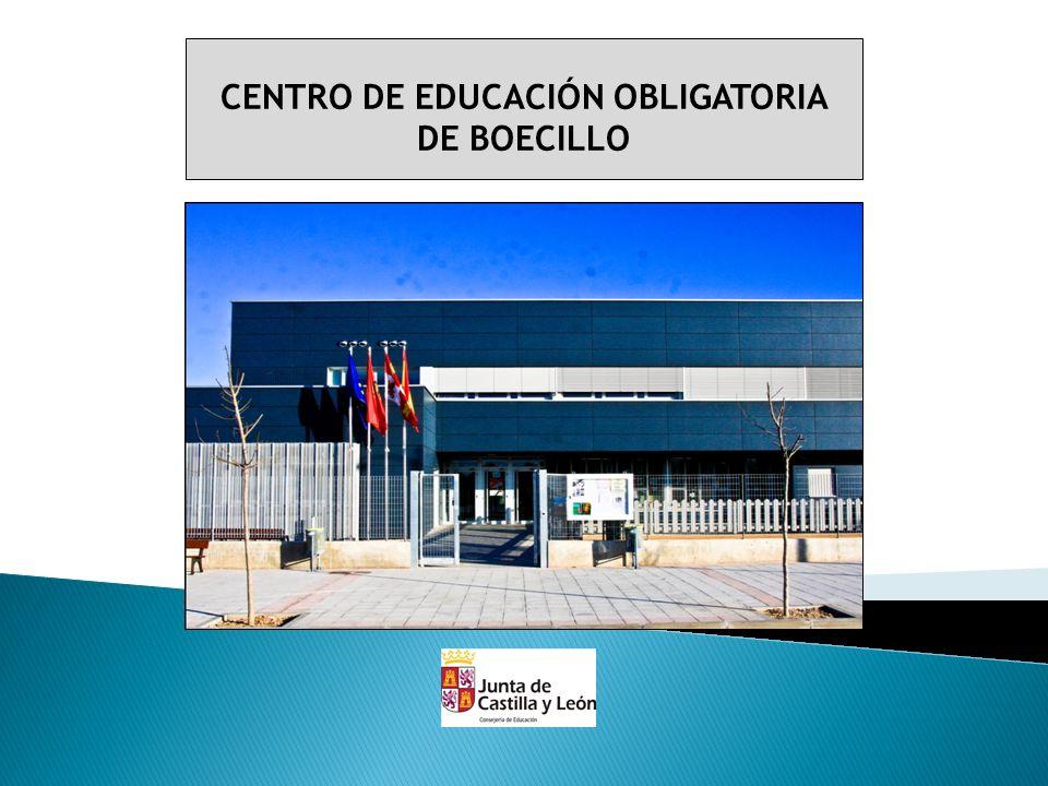 CENTRO DE EDUCACIÓN OBLIGATORIA