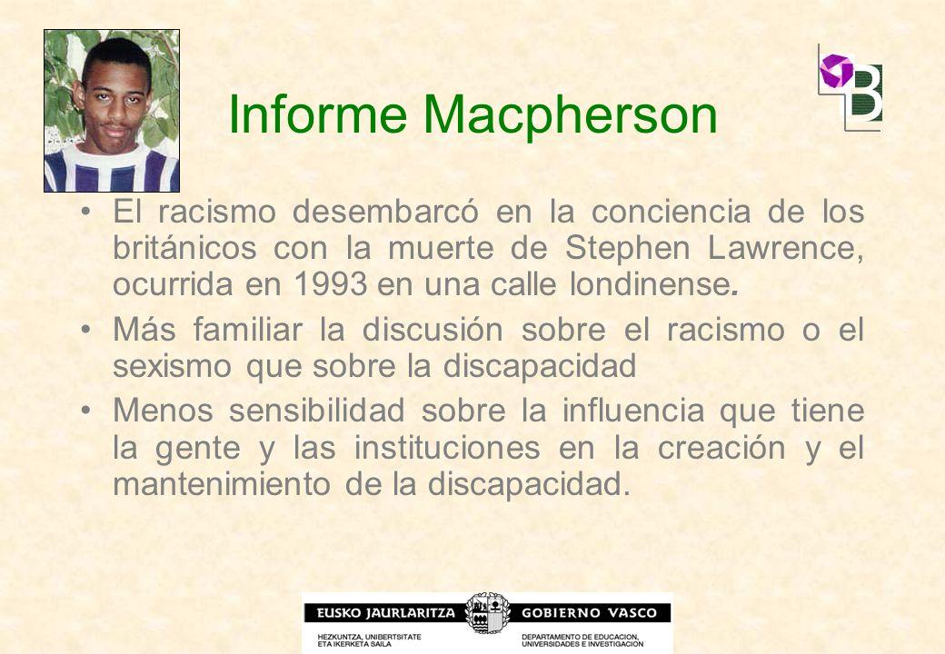 Informe Macpherson
