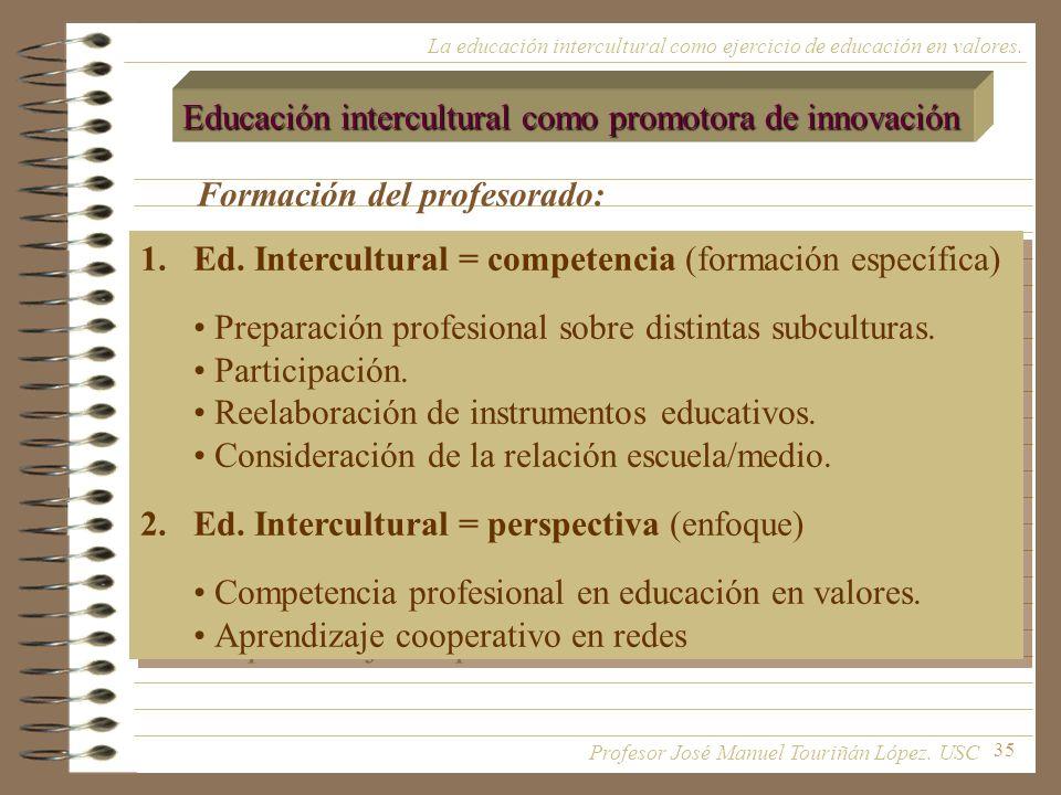 Educación intercultural como promotora de innovación