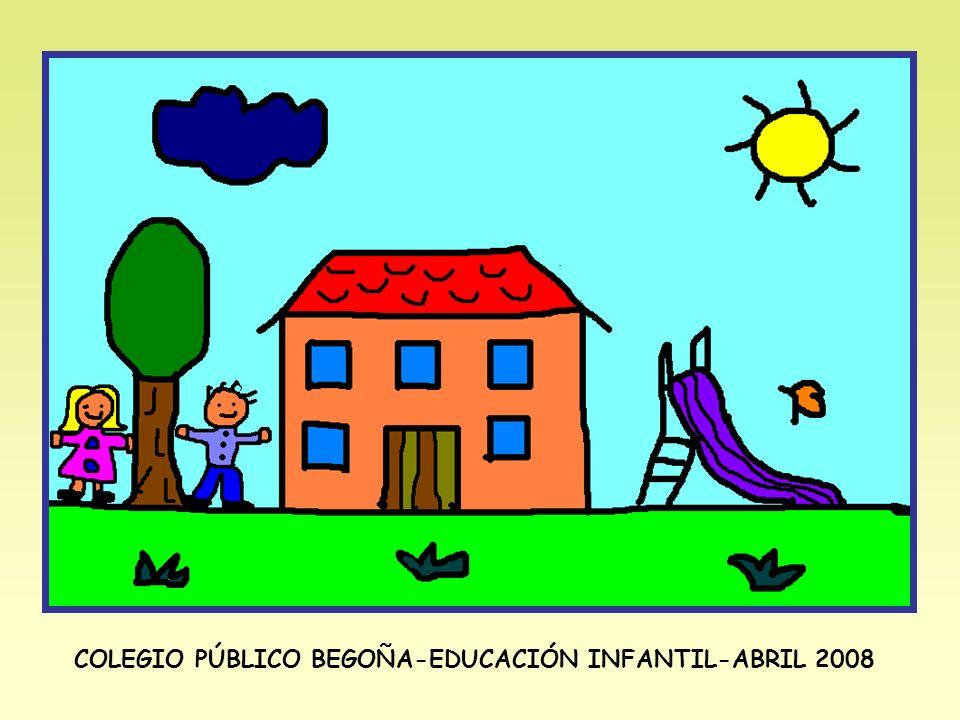COLEGIO PÚBLICO BEGOÑA-EDUCACIÓN INFANTIL-ABRIL 2008