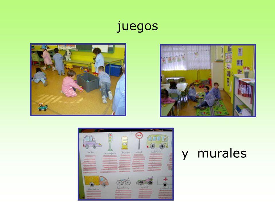 juegos y murales