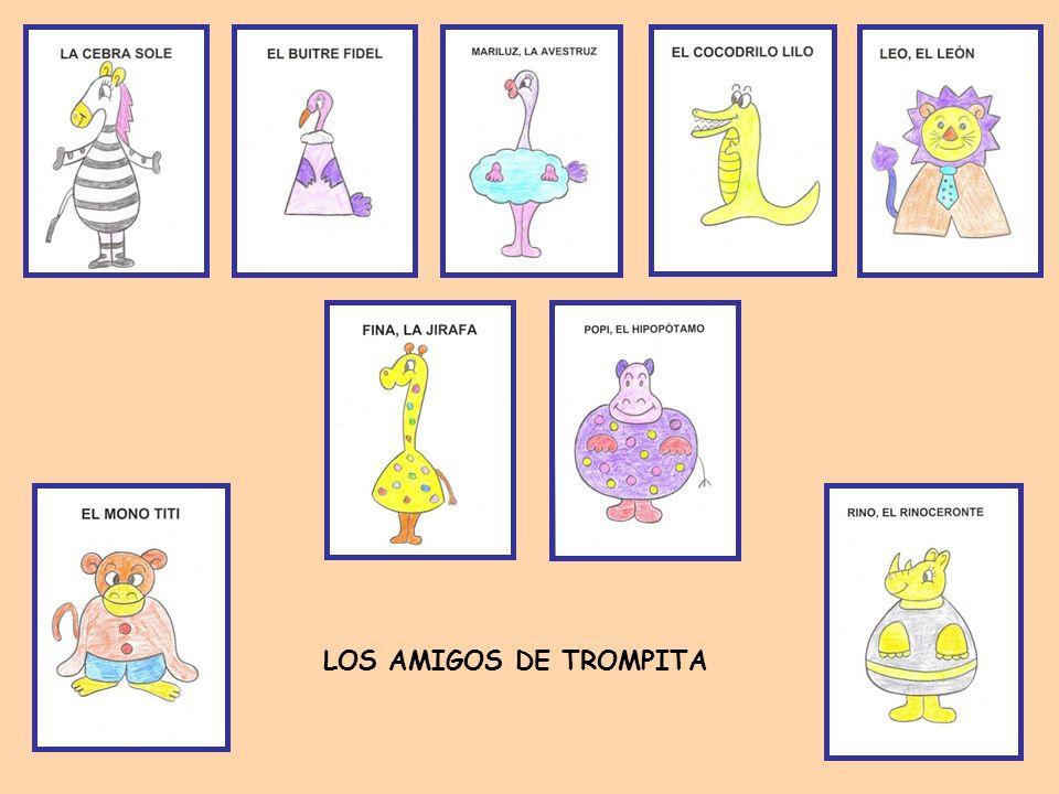 LOS AMIGOS DE TROMPITA