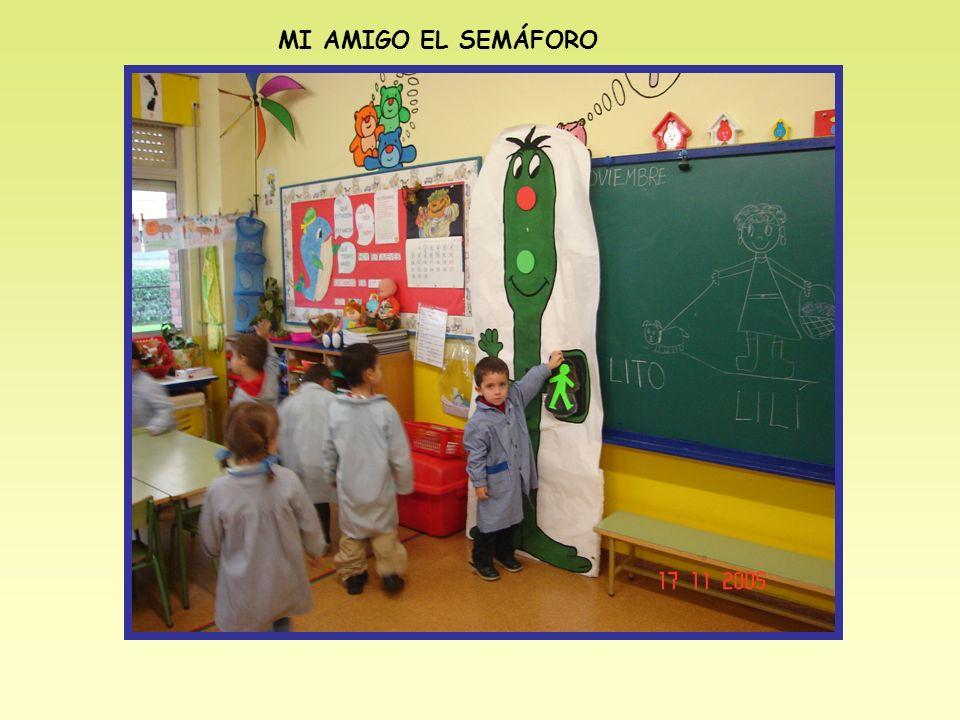 MI AMIGO EL SEMÁFORO