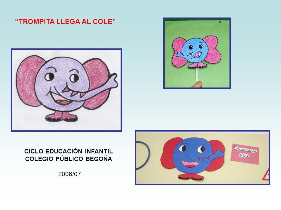 CICLO EDUCACIÓN INFANTIL COLEGIO PÚBLICO BEGOÑA