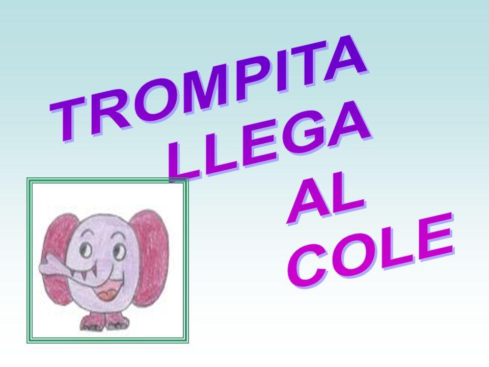 TROMPITA LLEGA AL COLE