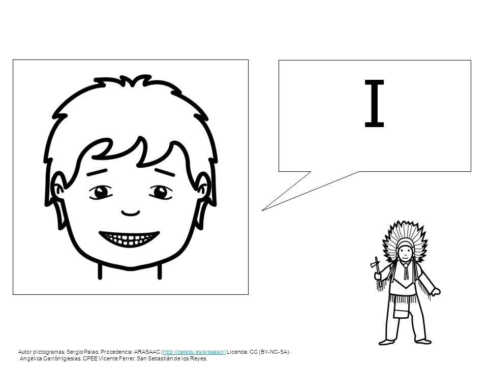 IAutor pictogramas: Sergio Palao. Procedencia: ARASAAC (http://catedu.es/arasaac/) Licencia: CC (BY-NC-SA).