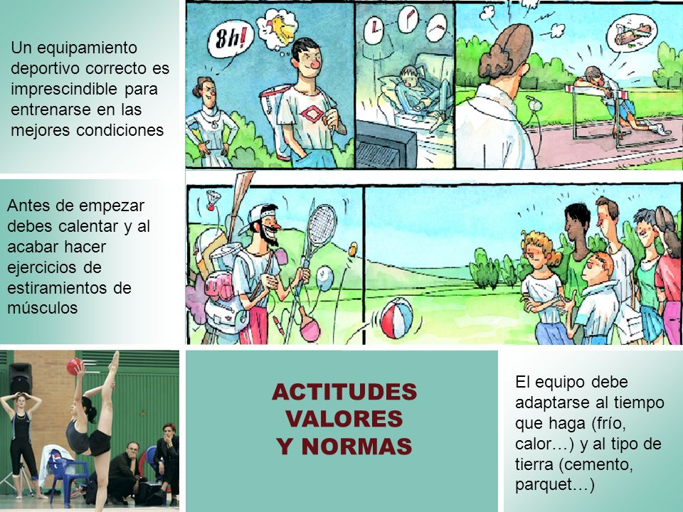 ACTITUDES VALORES Y NORMAS