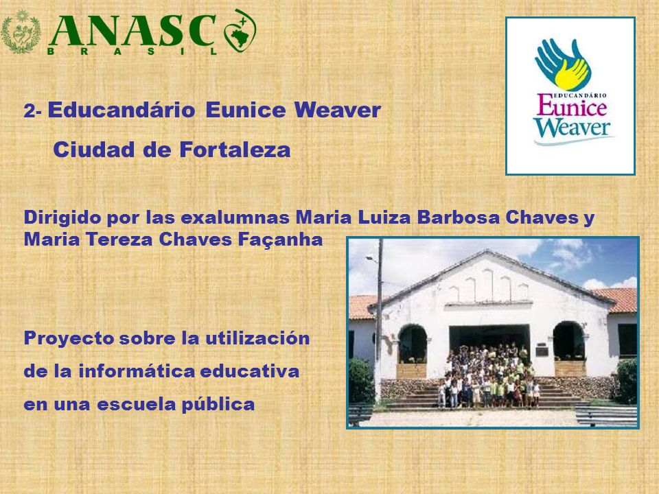 Ciudad de Fortaleza 2- Educandário Eunice Weaver