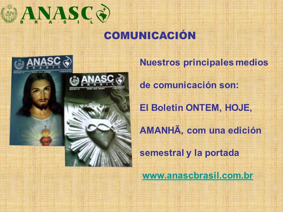 COMUNICACIÓN Nuestros principales medios de comunicación son: