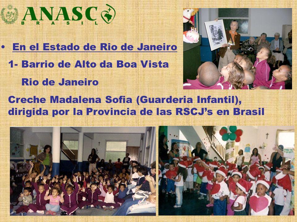 En el Estado de Rio de Janeiro