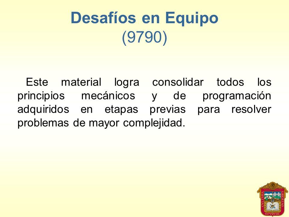 Desafíos en Equipo (9790)