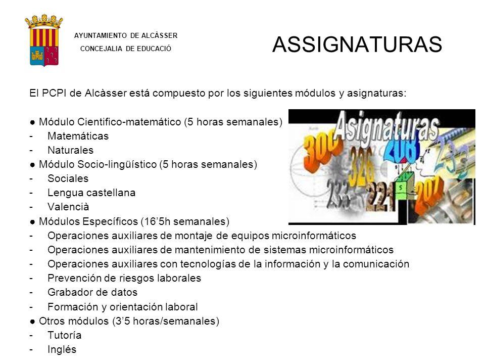 AYUNTAMIENTO DE ALCÀSSER