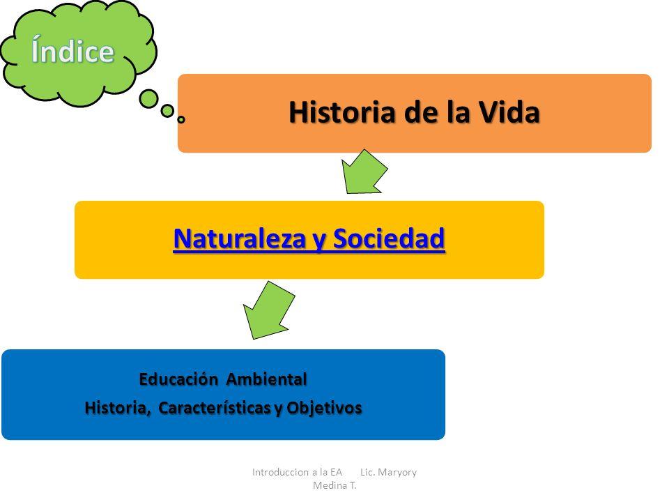 Historia, Características y Objetivos